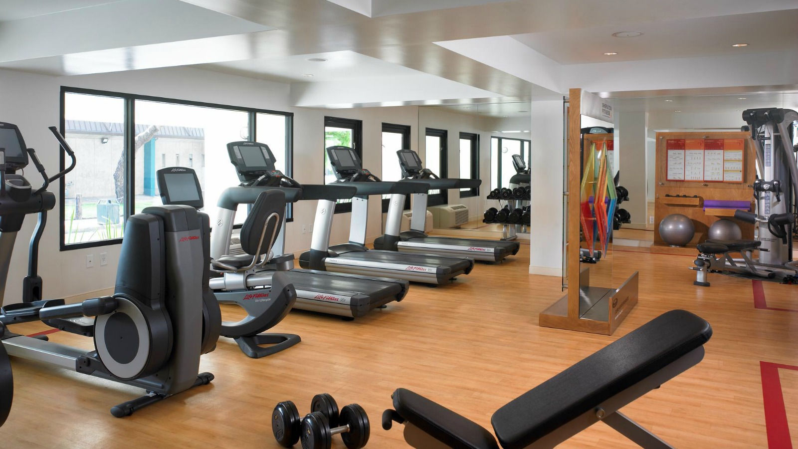 Sheraton Fisherman's Wharf Hotel - Fitness Center